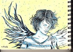 Angel by andre.almeida, via Flickr