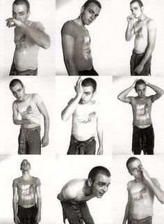 POSTER Ewan McGregor in Trainspotting. Directed by Danny Boyle, movie released in Trainspotting Renton, Trainspotting Ewan Mcgregor, Film Mythique, Photographie Portrait Inspiration, Movies And Series, Choose Life, Movie Releases, Film Serie, Film Stills