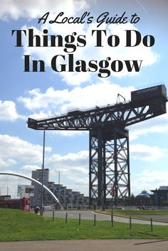 A Local's Guide to Things to do in Glasgow, Scotland. Including food, restaurants, bars, museums and attractions not to miss! Glasgow Scotland, England And Scotland, Scotland Travel, Ireland Travel, Edinburgh, Scotland Trip, Edinburg Scotland, Scotland Vacation, Europe Destinations