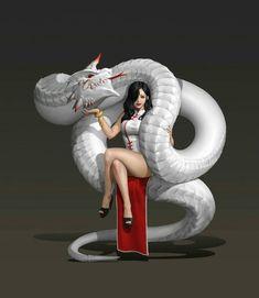 Afrodite, Jörmungandr