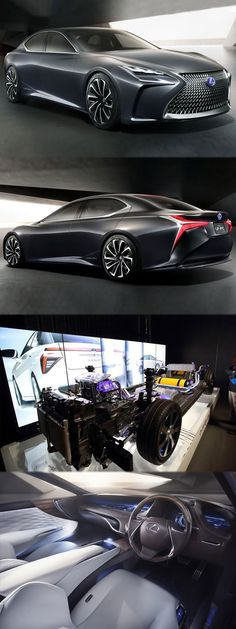 Lexus Given the Green Signal for Hydrogen Cars Luxury Hybrid Cars, Best Hybrid Cars, Luxury Cars, Hydrogen Car, Eco Friendly Cleaning Products, Eco Friendly Cars, Electric Cars, Sport Cars, Automobile