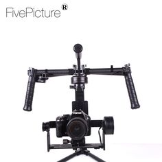 Handheld 3 Axis Gimbal easy to carry video camera stabilizer for 5D3/GH4/A7S DSLR Camera camcorder