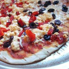 Pizza On The Grill I Allrecipes.com