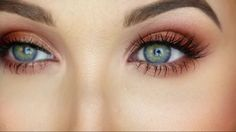 Jaclyn Hill- Copper Spring Eyes (click on picture for link to video)