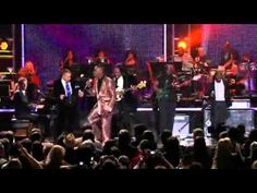 Earth Wind & Fire - In the Stone / September medley live!  (David Foster and Friends Concert)