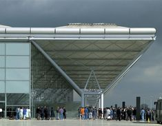 Stansted Airport   Projects   Foster + Partners