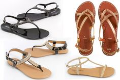 DIY Fashion Gladiator Sandal