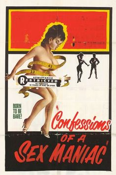 Confessions of a Sex Maniac, The Man Who Couldn't Get Enough (Alan Birkinshaw) - 1974 UK - Roger Lloyd-Pack
