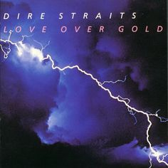 Priceless memories from 1982.. Dire Straits, Love Over Gold...