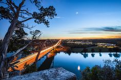Pennybacker Bridge, Austin, USA. #traveling