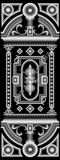 stl File Size :- 13 MB (Autocad view in last blue colour image) Wood Carving Patterns, Wood Carving Art, Alpha Art, Decoupage, Carved Door, Stamp Printing, Gold Work, Scp, Neoclassical