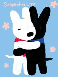 gaspard et lisa hug