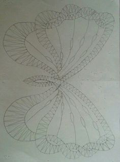 Mariposa de bolillos
