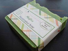 Mojito Soap by Dallas Soap Company