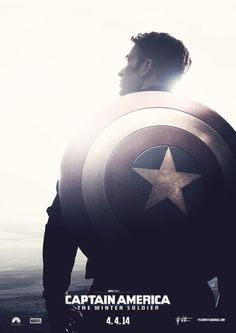 Latest Captain America: Winter Soldier Poster