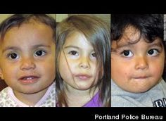 Three children, all ages 3 or younger, were found among a group of homeless people in Portland, Ore., cops said. CNN reported that the children haven't been identified and that police are looking into their stories. Amber Alert, Do You Know Me, Say My Name, Cold Case, Together We Can, Three Kids, True Crime, Oregon, How To Find Out