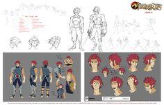 Thundercats Lion-O model sheet Thundercats Characters, Thundercats Cartoon, Thundercats 2011, Character Model Sheet, Character Modeling, Character Concept, Concept Art, Character Design, 3d Modeling