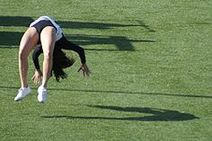 tips and stretches for a better back handspring!