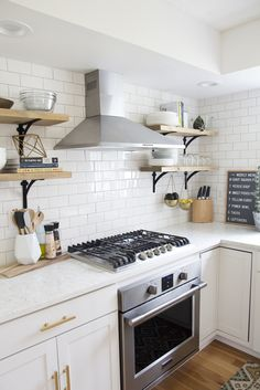 The Kitchen Reveal!