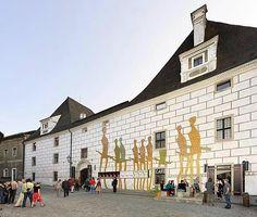 Egon Schiele Art Centre - Cesky Krumlov, Czech Republic