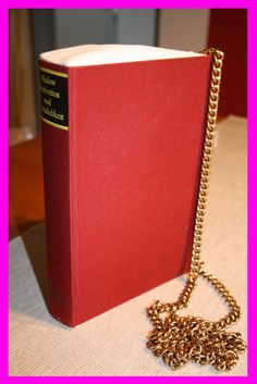 DIY: Orginelle Tasche aus einem Buch