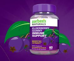 FREE Sample of Zarbee's Naturals Gummy Immune Support