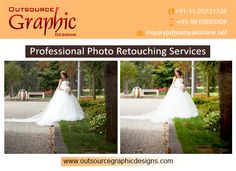 Choose the Best online photo editing service in Delhi, India. You will need to choose the best company, Outsource Graphic Designs offer you the best in terms of image restoration. Restoring old images to make them newer, brighter and more colorful is a service only a professional retouching service company can do.