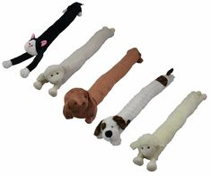 Door Draught Stopper, Draft Stopper, Door Stopper, Cat Crafts, Animal Crafts, Diy And Crafts, Arts And Crafts, Fabric Crafts, Sewing Crafts