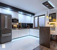 Aranżacje wnętrz - Kuchnia: Kuchnia styl Nowoczesny - 3TOP Meble. Przeglądaj, dodawaj i zapisuj najlepsze zdjęcia, pomysły i inspiracje designerskie. W bazie mamy już prawie milion fotografii!