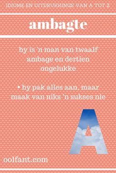hy is baie moedeloos Foolish Quotes, Afrikaans Language, Library Quotes, Afrikaanse Quotes, Idioms, Classroom Themes, Quotations, Teaching, Poster