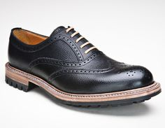 Country brogue for Summer