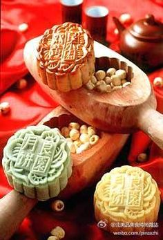 I've always wanted to try moon cakes
