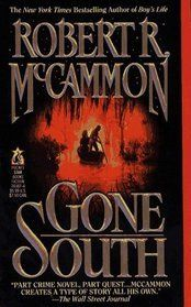 One of the most ridiculous books ever. Lepers in the Louisiana Bayou, a bounty hunter with a little gun wielding person attached to his torso, a dog who gets bbq'd, & somebody with a port wine scar.  Starts off decent enough and slowly unravels like a wild PCP trip.  SUCKED!!
