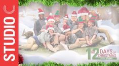 The 12 Days of Christmas from Studio C. See if you can guess all the characters. We did!