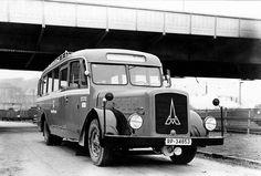 Magirus-Deutz O145 Göppel '1938–???? Cool Trucks, Big Trucks, Mitsubishi Rosa, Automobile, Bus Coach, Bus Ride, Busses, Motorhome, Cars And Motorcycles