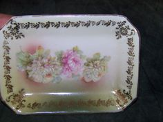 A rosie look pretty to set on a dresser or by TheCornerVintageShop, $15.00