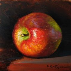 """Shadow Apple"" by Elena Katsyura"