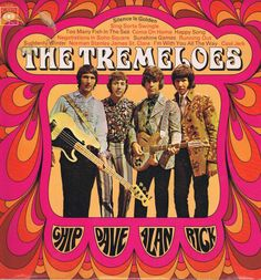 The Tremeloes – Alan, Dave, Rick And Chip  – LP Vinyl Record