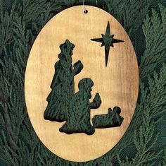 - Nativity Ornament