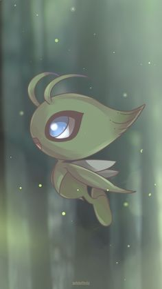 Day 721 - Turn Back the ClockCelebi | セレビィOnly Celebi knows when it came from. Celebi uses powers borrowed from Dialga to shift through many timelines. Each trip through time creates yet another universe. Celebi can grant wishes to travel through time. I have a wish.Mew, Celebi, Jirachi, Arceus, Genesect, Volcanion, Magearna…it's been two years. From Illumise to Celebi, we've seen every single Pokémon. But, this can't be the end. We're not done, right? Right. So even though each base ...