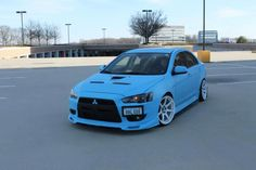 evo 10 love this color