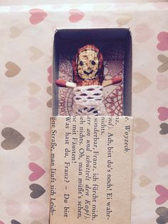 Peanuts in matchboxes