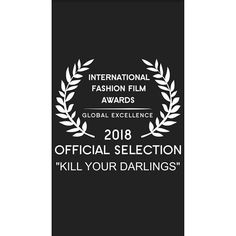 The movie 'KILL YOUR DARLINGS' has been officially selected for La Jolla International Fashion Film Festival 2018! Directed and produced by @pascalbaillien #lajolla #ljifff #sandiego #killyourdarlings #deathiscoming #selected #collection #fashion #movie #fashionfilm #lajollalocals #sandiegoconnection #sdlocals - posted by Maarten Van Mulken https://www.instagram.com/maartenvanmulken. See more post on La Jolla at http://LaJollaLocals.com