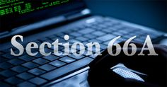 What is Section 66A: Know more Read complete story click here http://www.thehansindia.com/posts/index/2015-03-24/What-is-Section-66A-Know-more-139525