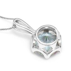 Fashion Gem Stone 9ct Natural Mystic Rainbow Topaz Pendant Only $33.56 => Save up to 60% and Free Shipping => Order Now! #Bracelets #Mystic Topaz #Earrings #Clip Earrings #Emerald #Necklaces #Rings #Stud Earrings