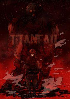 Titan fall fan art