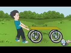 Video: Pushing and Pulling - Force, Work and Energy. Great for visual and auditory learners. Primary Science, Science Guy, Science Videos, Kindergarten Science, Elementary Science, Physical Science, Science Classroom, Science Lessons, Teaching Science
