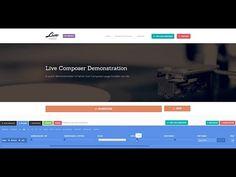 Live Composer WordPress Page Builder - Demonstration - http://www.bestfreewordpressplugins.com/live-composer-wordpress-page-builder-demonstration/