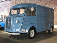 Citroen Van, Citroen Type H, Nashville Museums, Truck Design, Food Trucks, Bugatti, Cars And Motorcycles, Peugeot, Vintage Cars