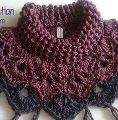 Form Crochet, Crochet Motif, Crochet Shawl, Diy Crochet, Crochet Hooks, Baby Afghan Crochet Patterns, Crochet Jewelry Patterns, Crochet Accessories, Crochet Designs